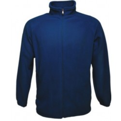 UNISEX ADULTS POLAR FLEECE ZIP THROUGH JACKET - CJ1470