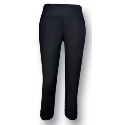 LADIES HIGH WAISTED 3/4 LENGTH GYM TIGHTS - CK1485