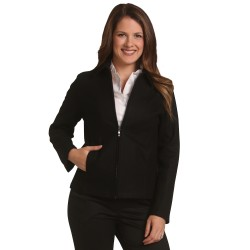 Ladies' Wool Blend Corporate Jacket - JK14