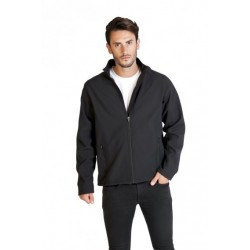 MENS TEMPEST SOFT SHELL JACKET - J481HZ