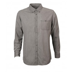 Men's Long Sleeve Denim Shirt - W48