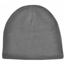 Acrylic/Polar Fleece Beanie - AH744