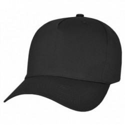 5-Panel/100% Cotton Twill - AH500