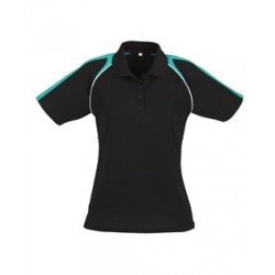 LADIES TRITON SHORT SLEEVE POLO - P225LS