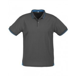 MEN'S JET SHORT SLEEVE POLO - P226MS