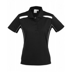 LADIES UNITED SHORT SLEEVE POLO - P244LS