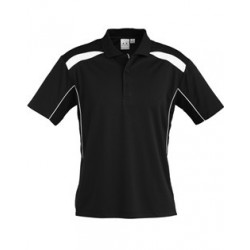 MEN'S UNITED SHORT SLEEVE POLO - P244MS