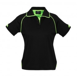 Ladies Fusion Cotton Backed Polo - P29022