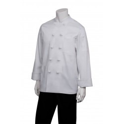 Bordeaux Basic Chef Jacket  - PKWC