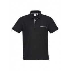 EDGE MENS POLO - P305MS
