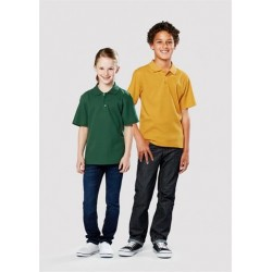 Kids Crew Polo - P400KS
