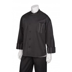 Amalfi Signature Series White Chef Jacket  - SILS
