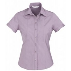 CHEVRON LADIES SHORT SLEEVE SHIRT - S122LS
