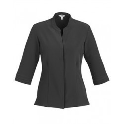 LADIES QUAY 3/4 SLEEVE SHIRT - S231LT