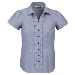 EDGE LADIES SHORT SLEEVE SHIRT - S267LS