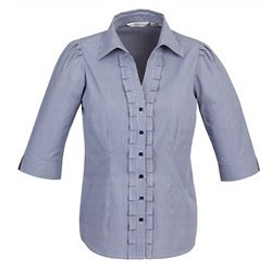 EDGE LADIES 3/4 SLEEVE SHIRT - S267LT