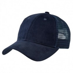 Premium Soft Cotton / Mesh Cap - 8003