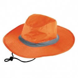 Hi Vis Reflector Safety Hat - 3900
