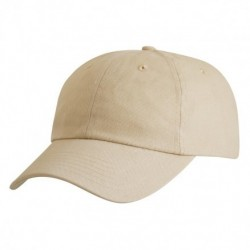 Unstructured Cap - 4018