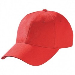 Heavy Brushed Cotton Cap - 4171