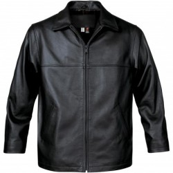 Men's Classic Leather Jacket - LRX-4