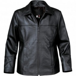 Women's CLASSIC LEATHER JACKET - LRX-4W