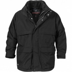 Men's Explorer 3-In-1 Jacket BL/BL - TPX-2