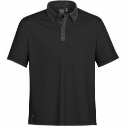 Men's Odyssey Performance Polo BL/BL - IPZ-2