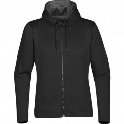 Women's ATLANTIS FULL ZIP FLEECE HOODIE - SFZ-1W