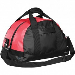 Mariner Waterproof Duffel Black/Bold Red - WPD-1