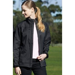 Ladies New Soft Shell Jacket - CJ1302
