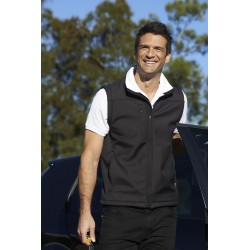 Mens Soft Shell Vest- CJ1303