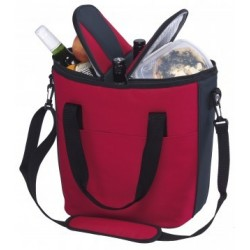 Duo Cooler Red/Charcoal - BDUC