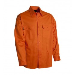 Vertical Vented Shirt - DS1118