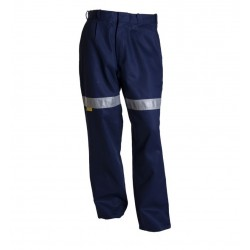 Drill Trousers w. 3M Tape DT1140T