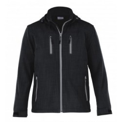 Hybrid Jacket Black Heather - HJ