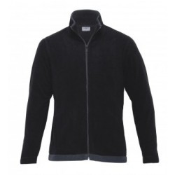 Ice Vista Jacket Black/Charcoal - Mens - IPJ