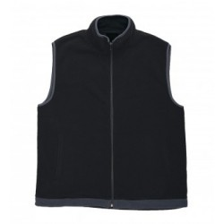 Ice Vista Vest Black/Charcoal - Mens - IPV