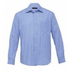 The Prince of Wales Check Shirt - Mens - PW