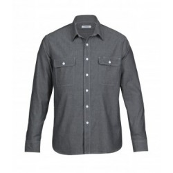 The Montreal Chambray Shirt - Mens - TMC
