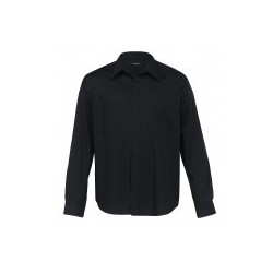 The Traveller Shirt Black - Mens - TV