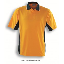 BREEZEWAY LADIES PANEL POLO - CP0529