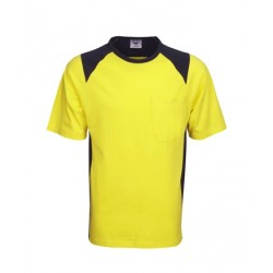 100% Cotton Hi Vis T-shirt - T84