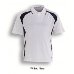 ADULTS BREEZEWAY SPORTS POLO - CP0751