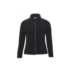 Ice Vista Jacket Black/Charcoal - Womens - WIPJ