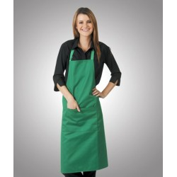 Bib Apron, Pocket - A03