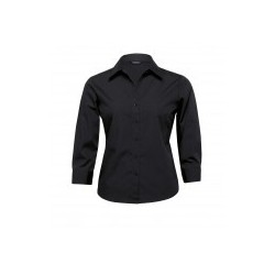 The Express Teflon Shirt Black - Womens - WTE