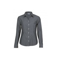 The Montreal Chambray Shirt - Womens - WTMC