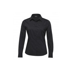 The Milano Shirt Black - Womens - WTMO