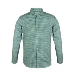 Mens Epsom Long Sleeve Emerald - 1907L